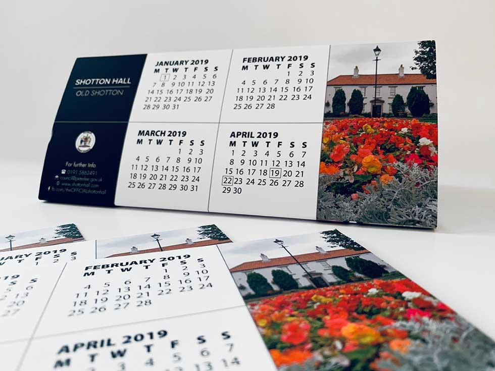 تقویم های تبلیغاتی، هدایای خوب به منظور بازاریابی