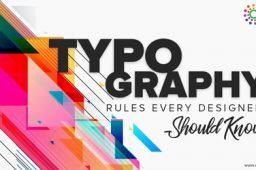 قوانین تایپوگرافی که طراحان باید بدانند – قسمت دوم